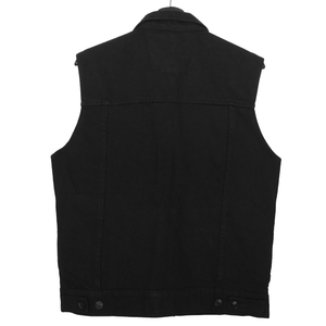 EverBlack Denim Vest
