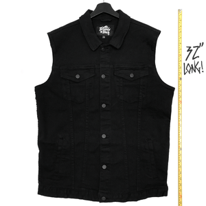 Heavy Metal Vest (3XL ONLY)