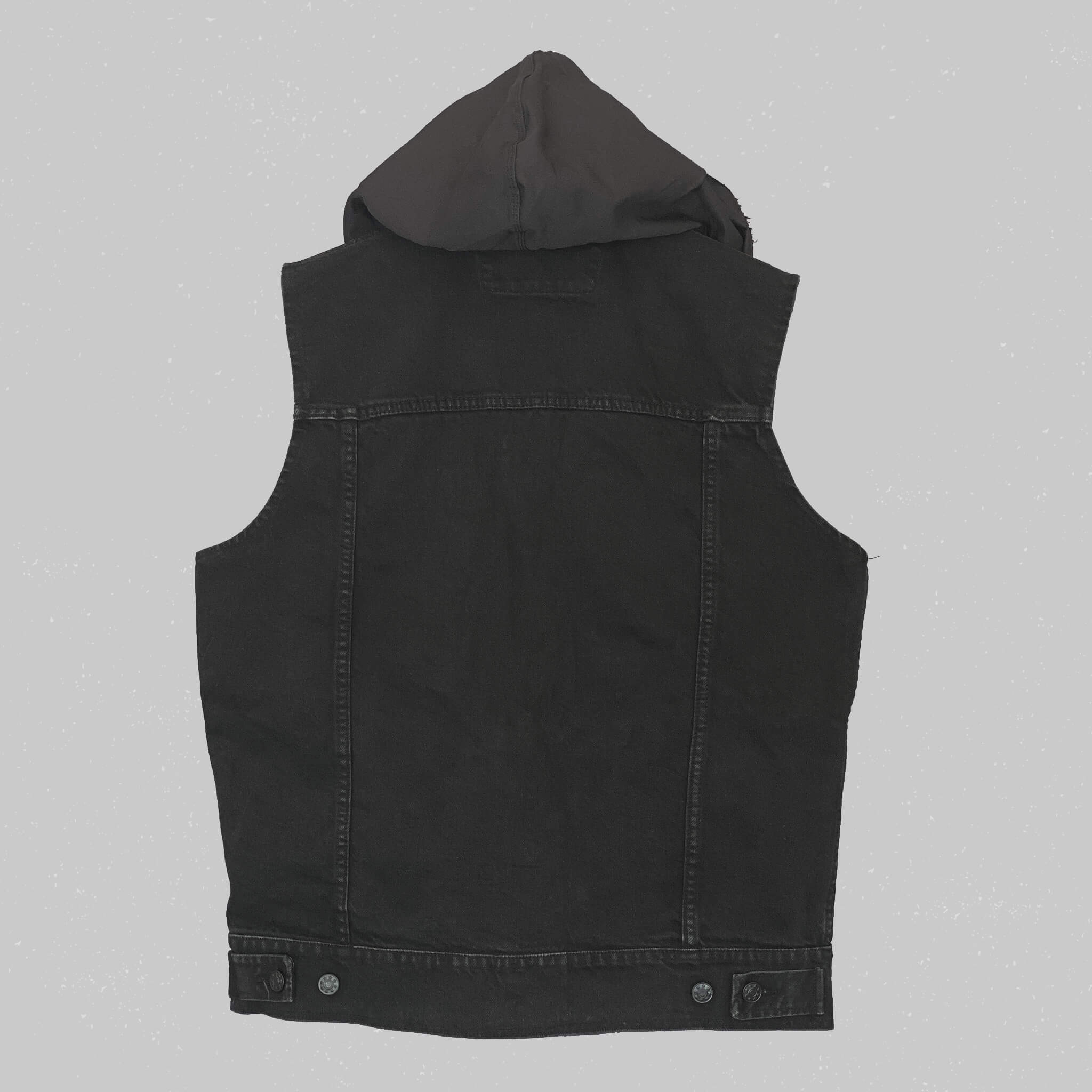 Nazgûl HOODED Denim Vest