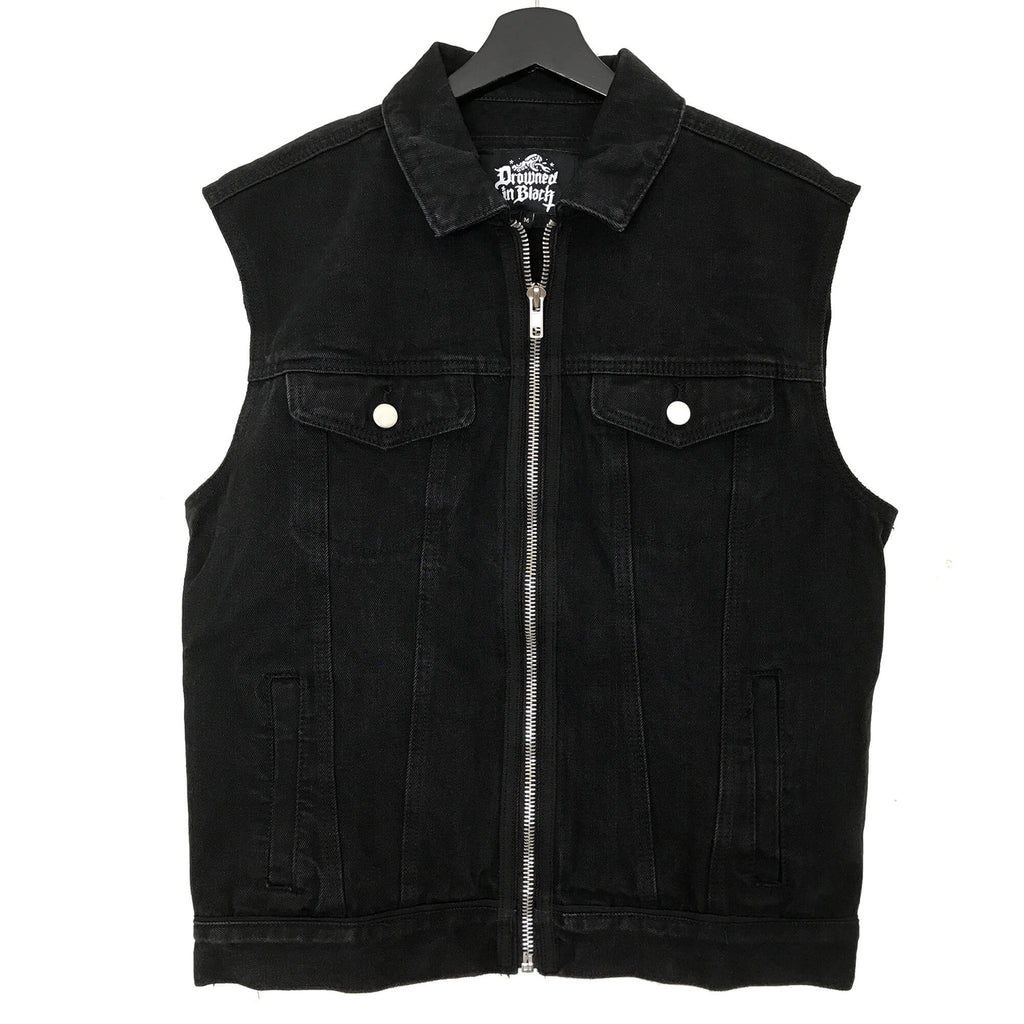 Rocker Zip Up Vest