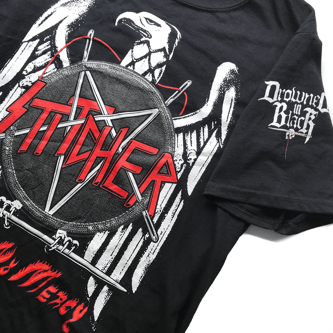 Sew No Mercy T-Shirt