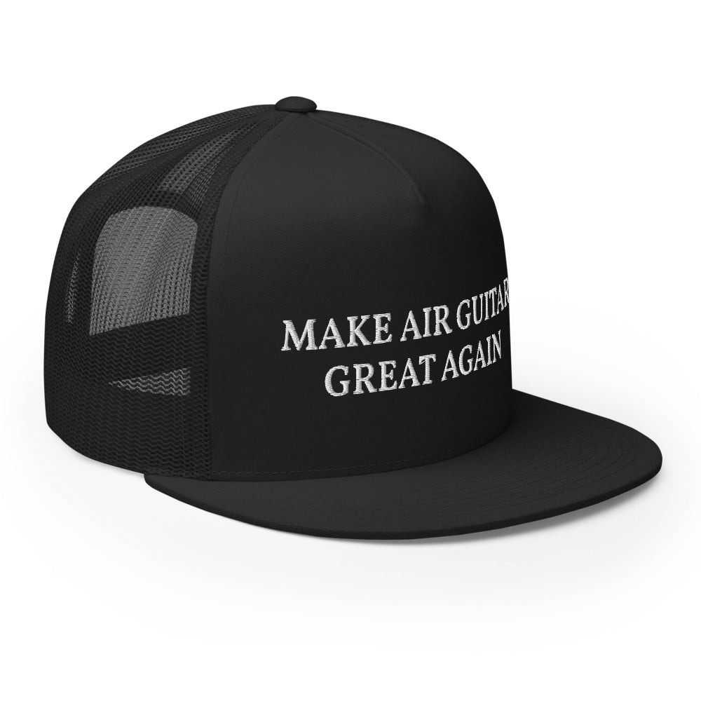 Make Air Guitar Great Again Hat