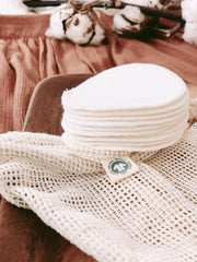 Organic Cotton Rounds