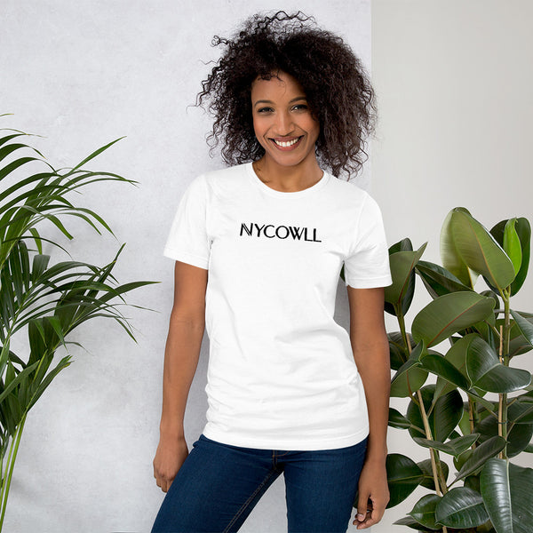 NYCOWLL Authentic Basic Tee (White)