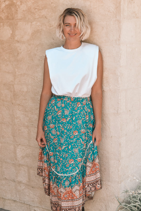 Bluebell Boheme Skirt