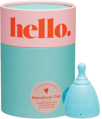 The Hello Cup - Small/Medium