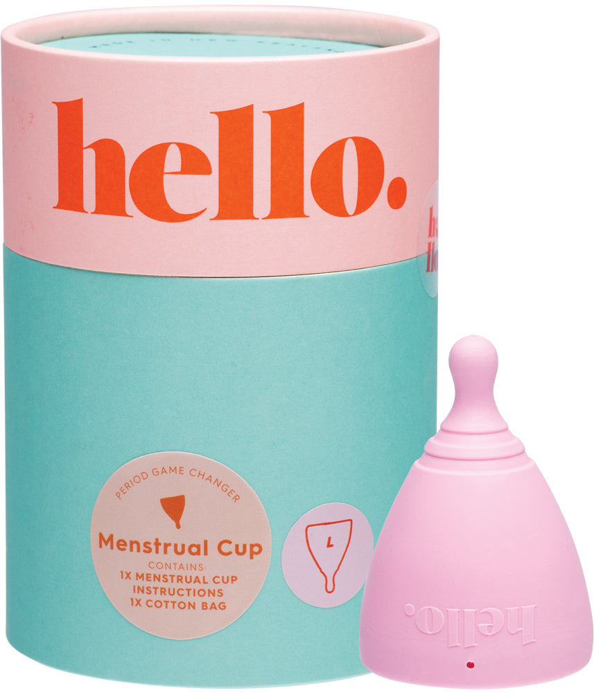The Hello Cup - Lovely Large
