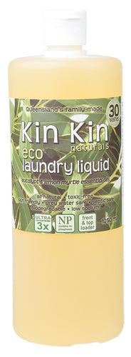 Laundry Liquid - Eucalypt & Lemon Myrtle 1050ml