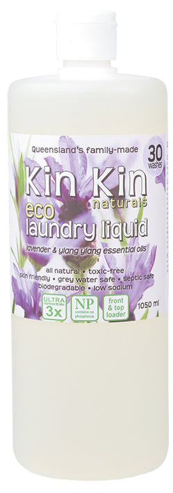 Laundry Liquid - Lavender & Ylang Ylang 1050ml