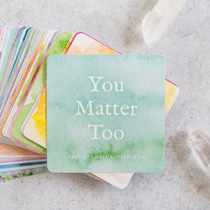 Note to Self - Affirmation Cards