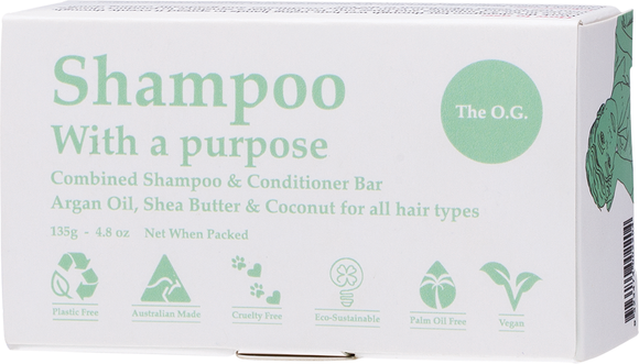 Shampoo Bar - The OG