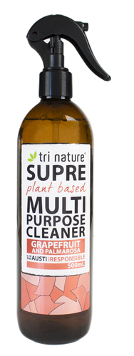 Supre Multi Purpose Cleaner - Grapefruit & Palmarosa
