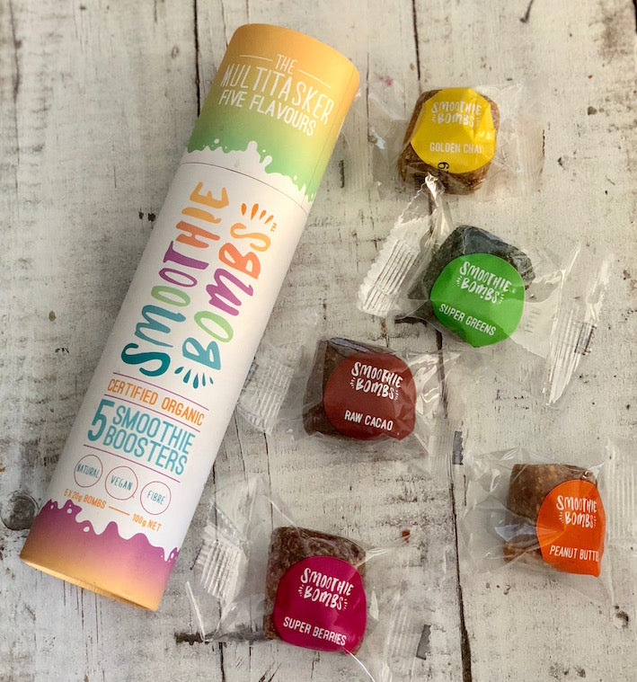 Smoothie Bombs Tubes