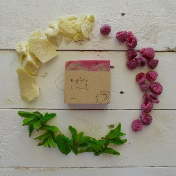 Rasberry & Mint Soap