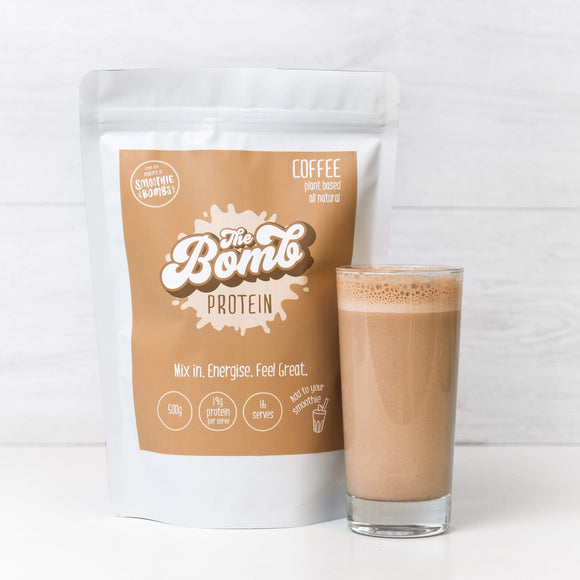The Bomb Protein - Coffee