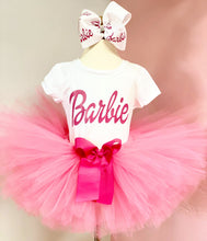 Load image into Gallery viewer, Barbie Tutu Set