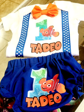 Nemo Boy Birthday Set