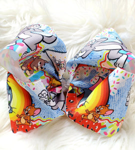 Tom and Jerry Boutique Hair Bow