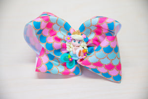 Mermaid Boutique Hair Bow