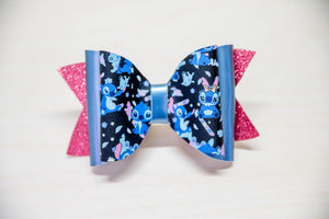 Stitch Hair Bow