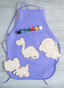 Dinosaur DIY Paint Kit