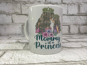 Mommy of a Princess Mug
