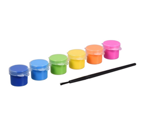 Zoo Animals DIY Paint Kit