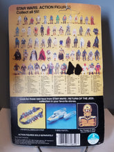 Load image into Gallery viewer, 1983 Star Wars Return of the Jedi Carded Klaatu Unpunched