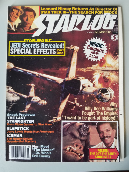 March 1984 Starlog Magazine #80