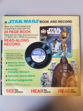 Load image into Gallery viewer, 1979 Star Wars Story, Music and Photos from the Original Motion Picture Book and Record