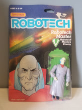 Load image into Gallery viewer, 1985 ROBOTECH Master Enemy Carded Figure