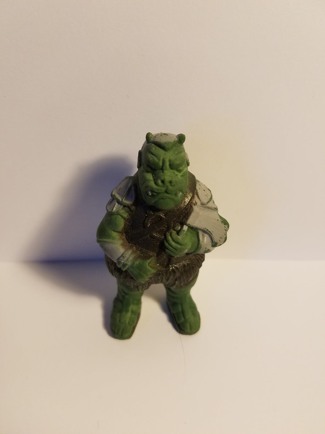 1983 Gamorrean Guard Eraser