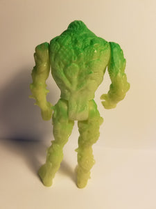 1991 Loose Bio-Glow Swamp Thing Figure