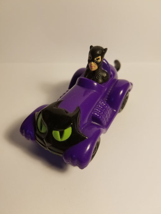 1991 McDonald's Catwoman Toy Car