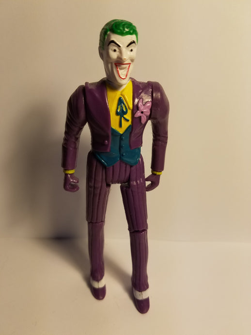 1989 Loose The Joker Squirting Orchid Action Figure