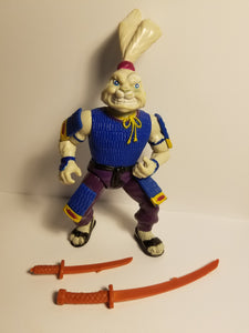 1989 TMNT Loose Usagi Yojimbo Action Figure