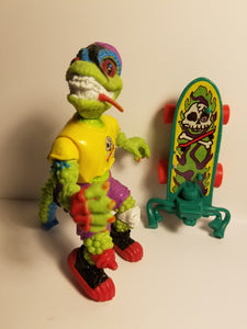 1990 TMNT Loose Mondo Gecko Action Figure
