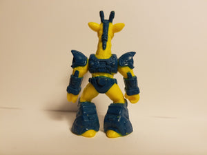 1987 Battle Beasts Series 1 Loose Rubberneck Action Figure