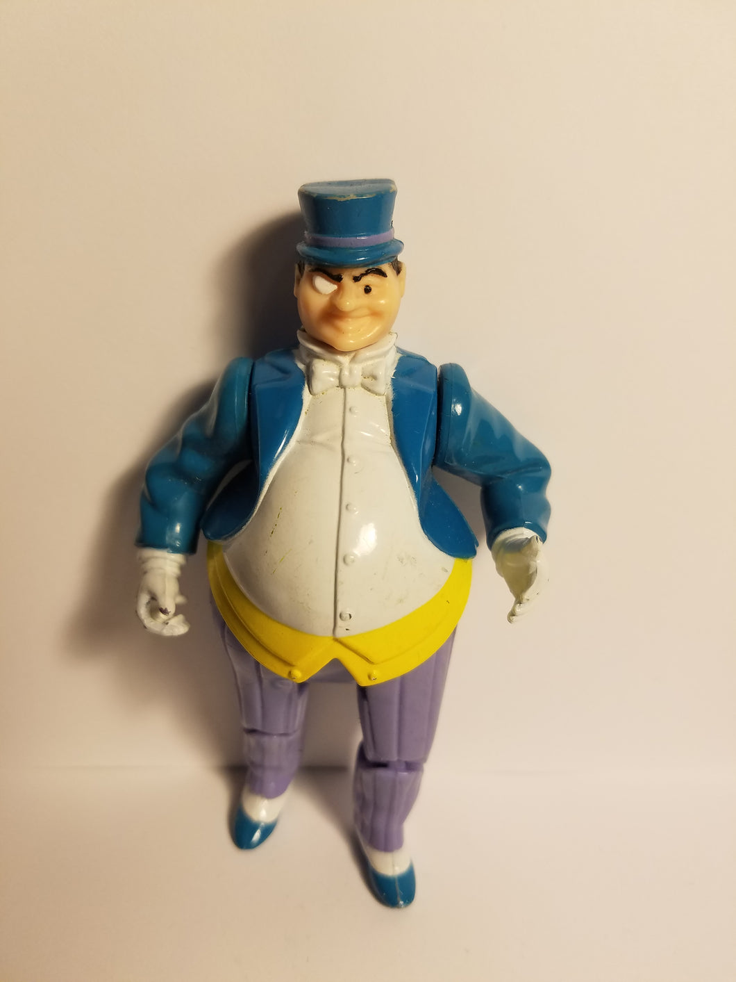 1989 Loose The Penguin Action Figure