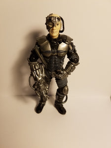 1992 Loose Star Trek Borg Action Figure