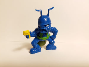 1987 Loose Blue Army Ant Action Figure