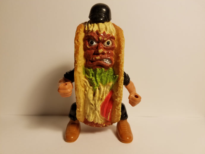 1988 Loose Taco Food Fighters Action Figure