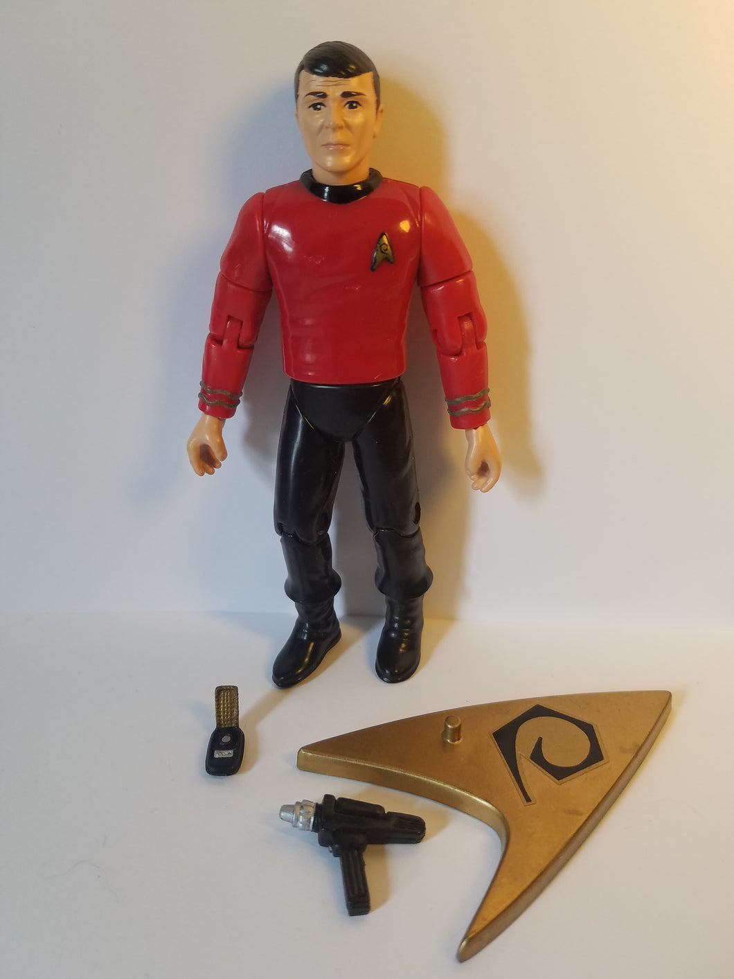 1993 Loose Star Trek Chief Engineer Montgomery Scott Action Figure