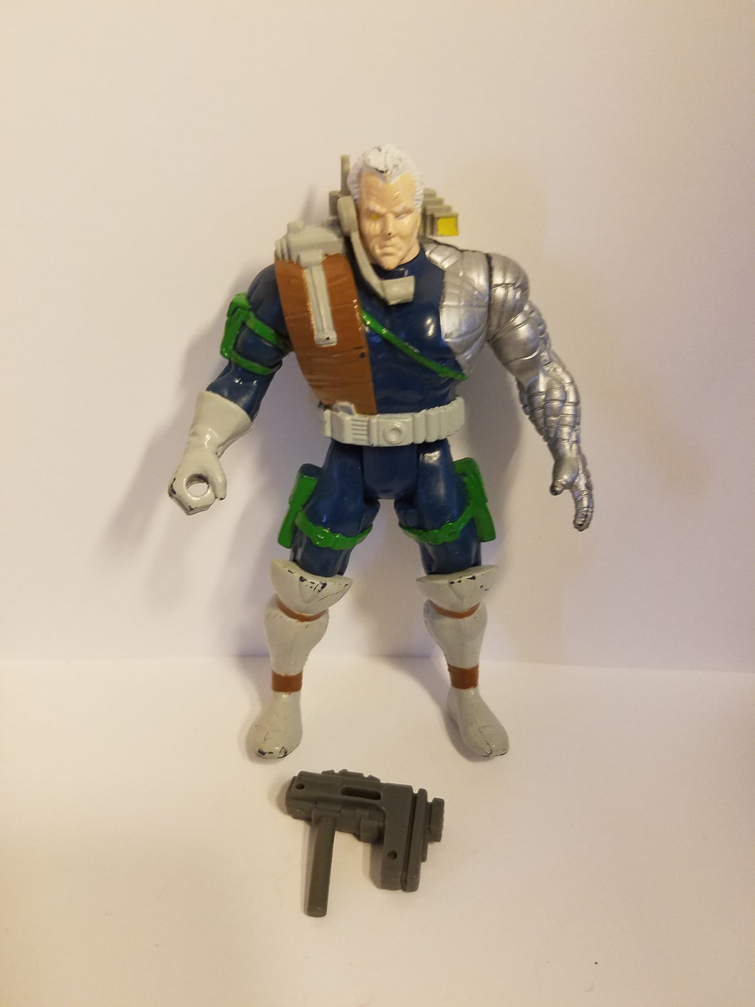 1993 Loose Marvel Cable Action Figure