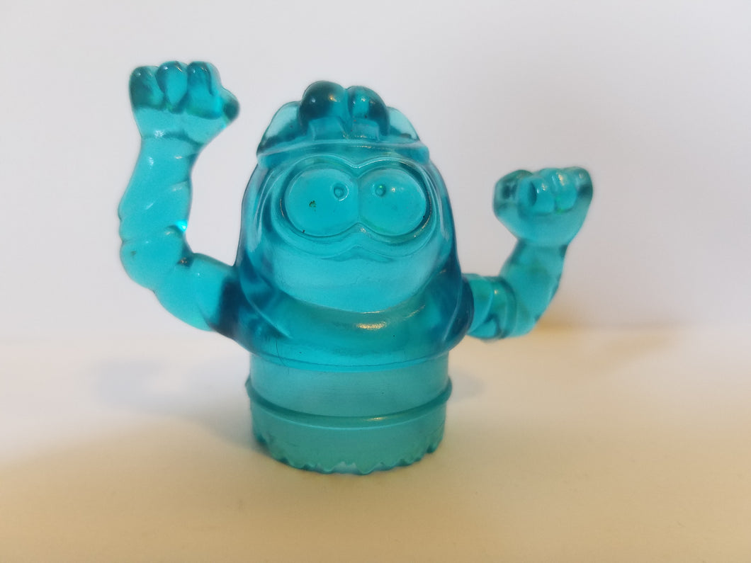 1986 Real Ghostbusters Blue Mini Shooter Boo-Zooka Boo-Let