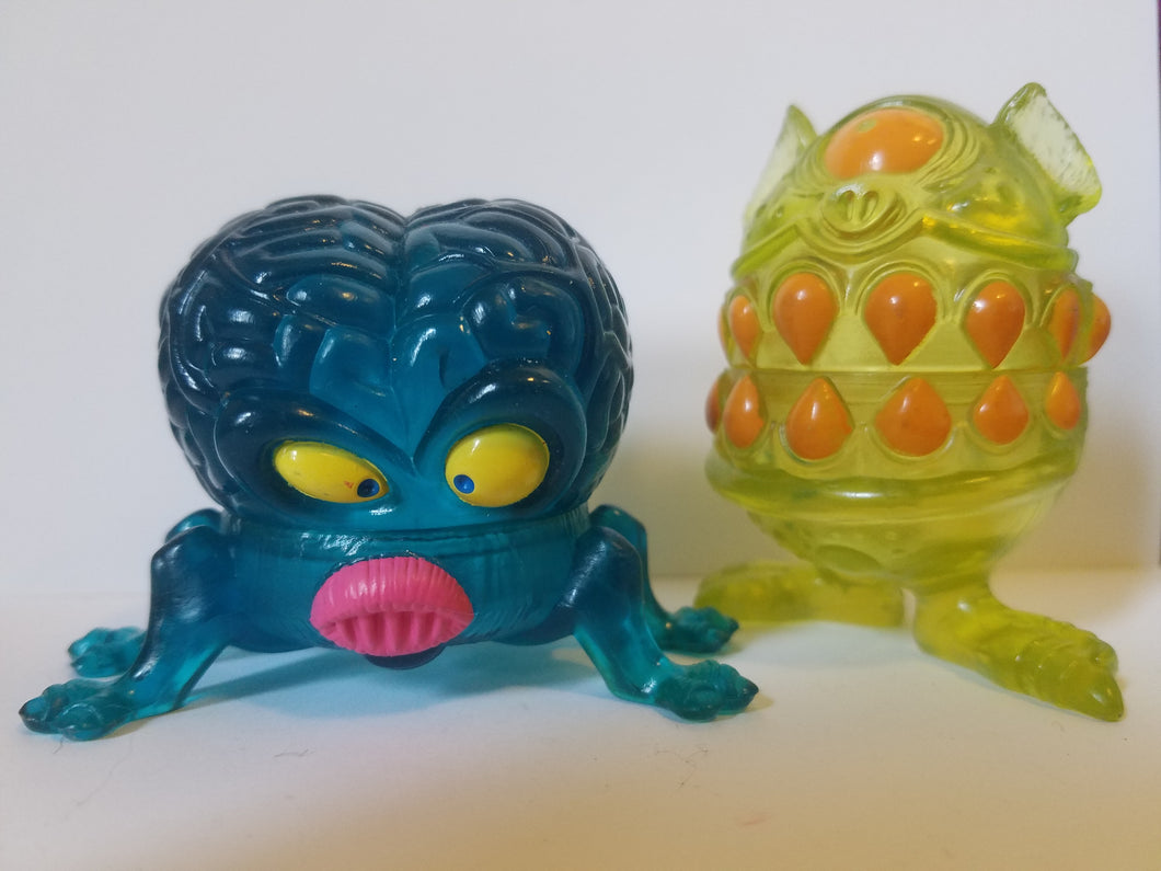 1987 Real Ghostbusters Loose Mini Goopers