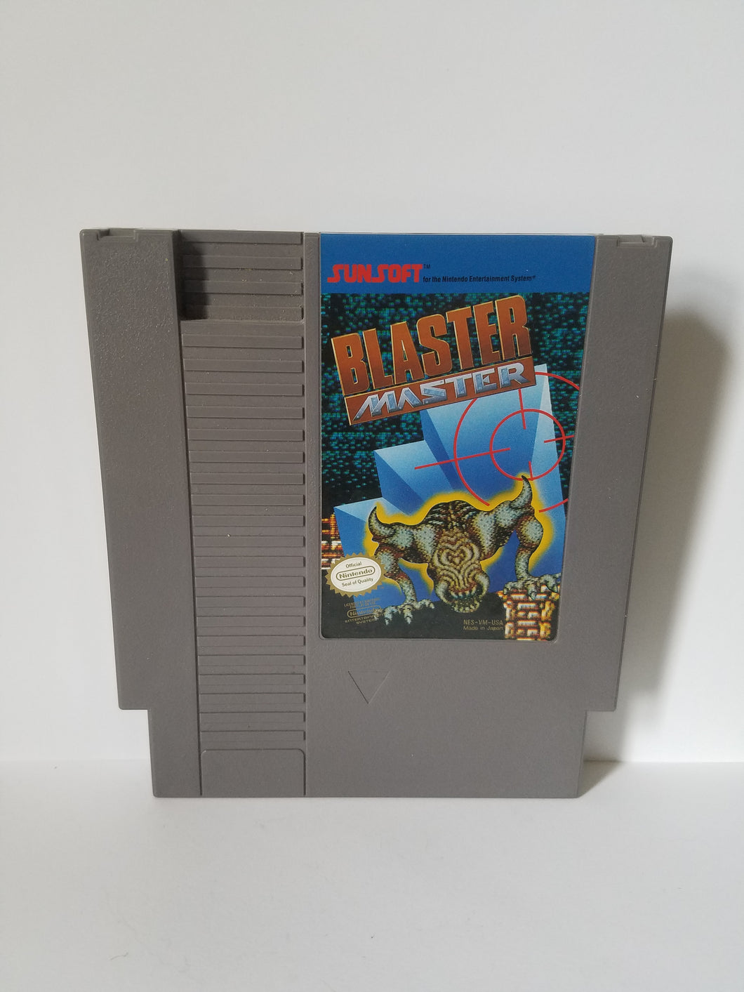Nintendo Blaster Master SunSoft Game Cartridge