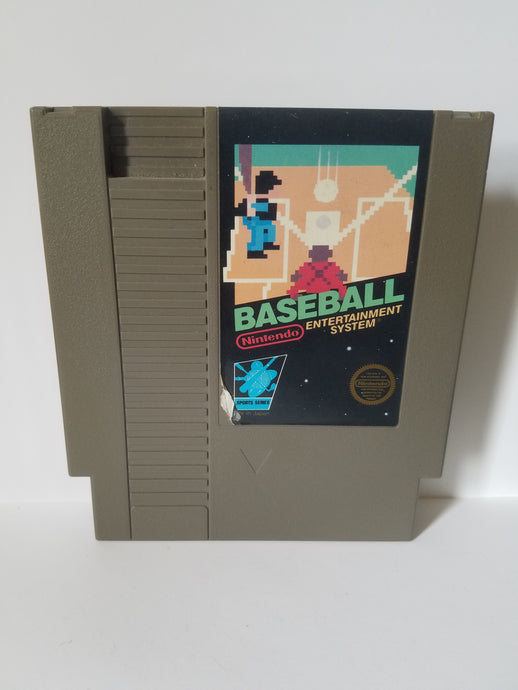 Nintendo Baseball Game Cartridge
