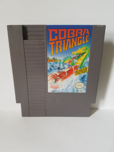 Nintendo Cobra Triangle Game Cartridge