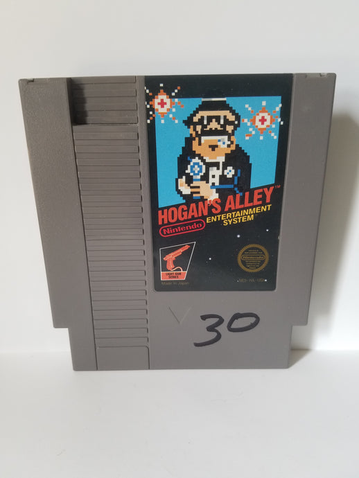 Nintendo Hogan's Alley Game Cartridge